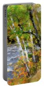 White Mountains Brook Portable Battery Charger