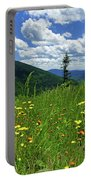 White Mountains Portable Battery Charger
