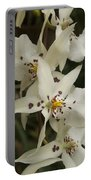 White Orchids 2 Portable Battery Charger