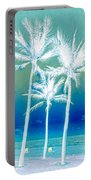 White Palms Portable Battery Charger