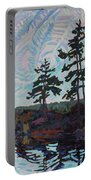 White Pine Island Portable Battery Charger