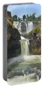 White River Falls B Portable Battery Charger