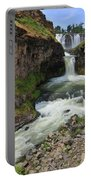 White River Falls C Portable Battery Charger