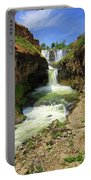 White River Falls D Portable Battery Charger