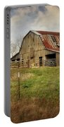 White River Trace Barn 2 Portable Battery Charger