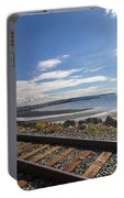 White Rock Promenade In British Columbia Portable Battery Charger
