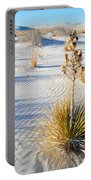 White Sands New Mexico Portable Battery Charger