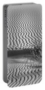 White Sands Ripples Portable Battery Charger