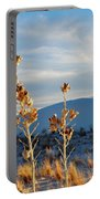 White Sands Yucca Row Portable Battery Charger