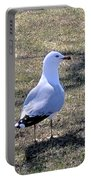 White Seagull Portable Battery Charger