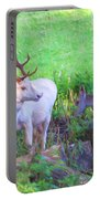 White Stag And Hind 2 Portable Battery Charger