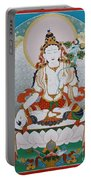 White Tara Chintamani Sita Tara Portable Battery Charger