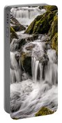 White Water Rapids Portable Battery Charger