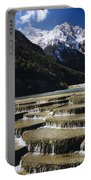 White Water River - Lijiang Portable Battery Charger