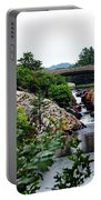 Whitefish Falls Portable Battery Charger