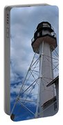 Whitefish Point Lighthouse II Portable Battery Charger