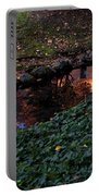 Whiteman College Reflection Portable Battery Charger