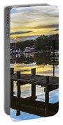 White's Cove Sunset Portable Battery Charger