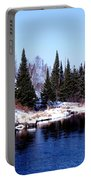Whiteshell Provincial Park Portable Battery Charger