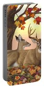 Whitetail Deer - Hilltop Retreat Portable Battery Charger