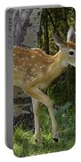 Whitetail Fawn Portable Battery Charger
