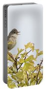Whitethroat  Portable Battery Charger