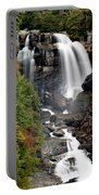 Whitewater Falls - Nc Portable Battery Charger