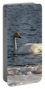 Whooper Swan Nr 3 Portable Battery Charger