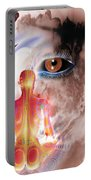 Whose I Is Eckharts Eye Portable Battery Charger