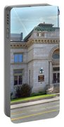 Wichita Carnegie Library Portable Battery Charger