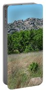 Wichita Mountains Wildlife Refuge - Oklahoma Portable Battery Charger