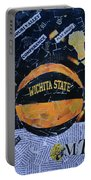 Wichita State University Shockers Collage Portable Battery Charger