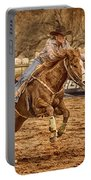 Wickenburg Senior Pro Rodeo Barrel Racing Portable Battery Charger