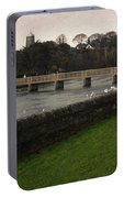 Wicklow Footbridge Portable Battery Charger