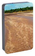 Wide Thwake River Portable Battery Charger
