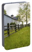 Widener Farms Horse Stable Portable Battery Charger