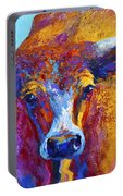 Widespread - Texas Longhorn Portable Battery Charger