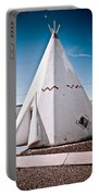 Wigwam Room Portable Battery Charger