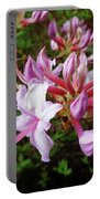 Wild And Native Pink Azalea Portable Battery Charger