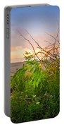 Wild At Sunrise Portable Battery Charger