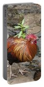 Wild Chicken Of Kauai Portable Battery Charger