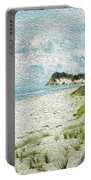 Wild Coastline Portable Battery Charger
