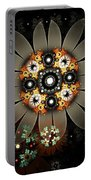 Wild Daisies 2 Portable Battery Charger