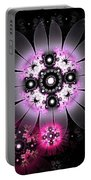 Wild Daisies 3 Portable Battery Charger