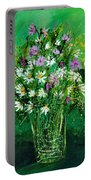 Wild Flowers 450150 Portable Battery Charger