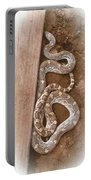 Wild Friendly Gopher Snake Portable Battery Charger