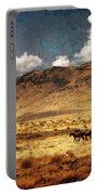 Wild Horses - Nevada Portable Battery Charger
