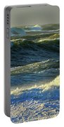 Wild Ocean - Cape Cod National Seashore Portable Battery Charger