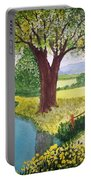 Wild Rose Creek Portable Battery Charger