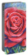 Wild Rose Three Portable Battery Charger